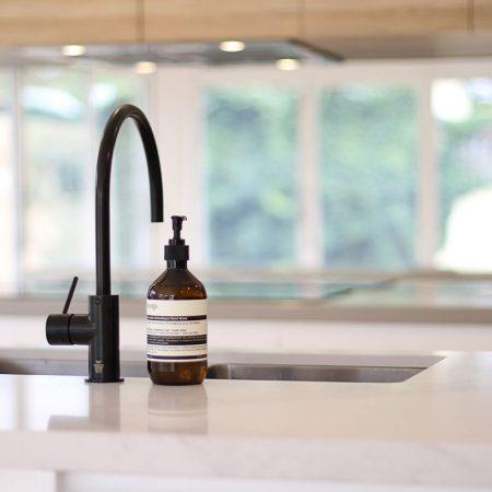 George Tenielle Kitchen Renovation Blog Calacatta Nuvo Raw Concrete (15)